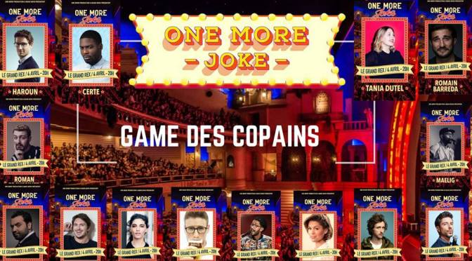 MAELIG jeune talent au GRAND REX Jeudi 4 avril