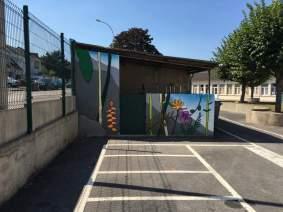 Ecole Maternelle coté gauche Villeparisis