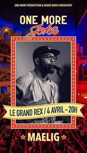 MAELIG LE GRAND REX