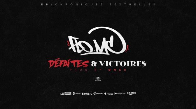 FLO MC «Hiver 2k20 EP»: CHRONIQUES TEXTUELLES ⚔️