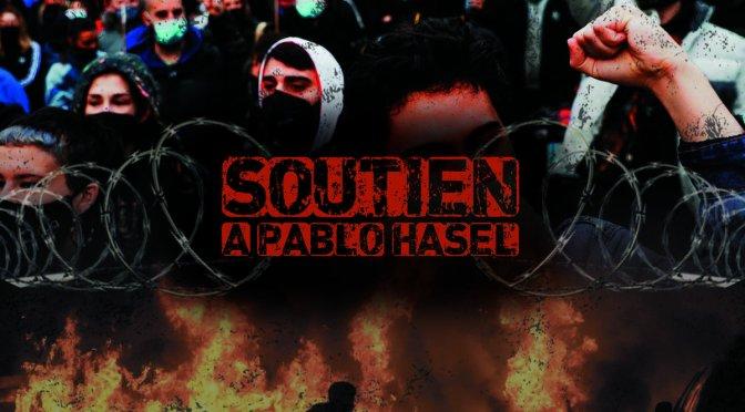 SOUTIEN à Pablo Hasél
