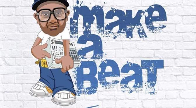 DJ CLIF Sortie CD «MAKE A BEAT»